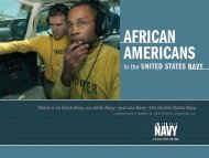 AFRICAN AmERICANS - Naval History and Heritage Command