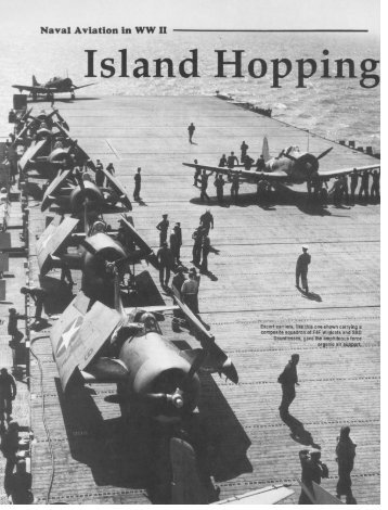 A Collection of Articles on Naval Aviation in World War II