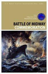 Guantanamo Bay Midway Program - .PPT - Naval History and ...