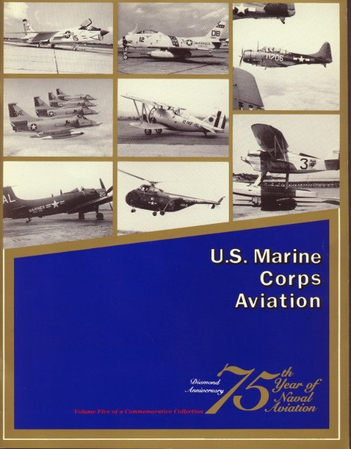 U.S. Marine Corps Aviation - Naval History and Heritage Command