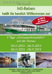 MS-Reisen - Square Travel