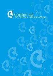 Die neue Chemie AG Broschüre [1.6 Mb]