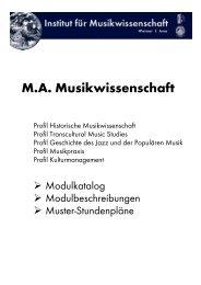 MP MA Musikwissenschaft.pdf - Hochschule für Musik Franz Liszt