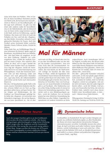 Das war Gießen 2013 - Gießener Allgemeine
