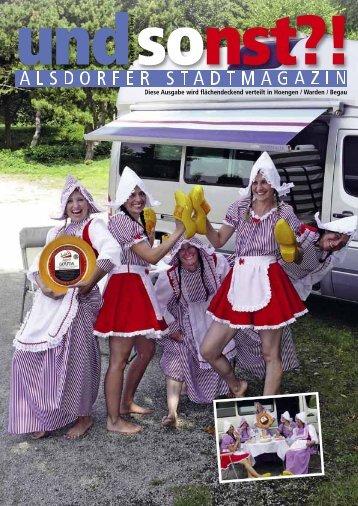 25 Jahre - Alsdorfer Stadtmagazin