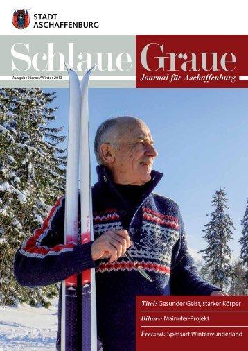 Schlaue Graue 11/2013 - Stadt Aschaffenburg
