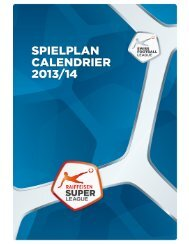 Raiffeisen Super League - FC Luzern