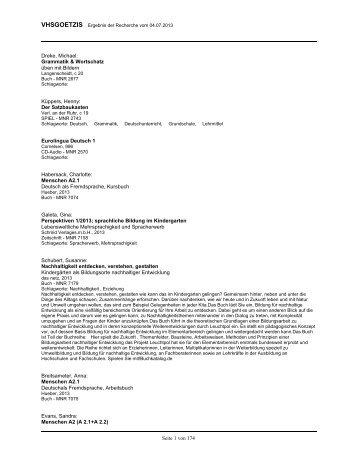 Seite 1 von 174 Dreke, Michael: Grammatik & Wortschatz üben mit ...