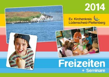 Freizeiten und Schulungen 2014 - Ev. Kirchenkreis Lüdenscheid ...