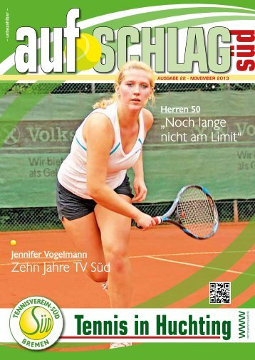 Tennis in huchting - Tennisverein Süd