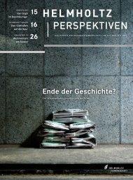 PDF herunterladen - Helmholtz-Gemeinschaft