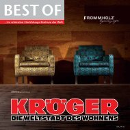 BEST OF - Möbel-Kröger