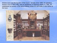 """Antonio Corvi was the founder of the Corvis """" dynasty since"""
