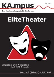 EliteTheater - HIT-Karlsruhe