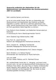 Download der Rede von Rektor H. Höll - HIT-Karlsruhe