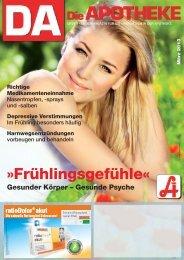 """Die Apotheke"""" Heft März 2013 - Österreichische Apothekerkammer"""
