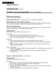 Vurdering i elevenes læringsarbeid i videregående opplæring