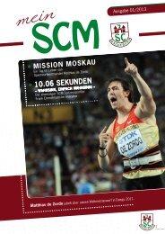 MISSION MOSKAU 10.06 SEKUNDEN - SC Magdeburg