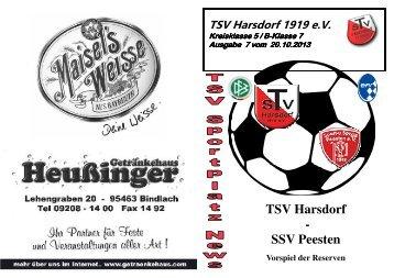 Heft 7 2013-14 - TSV Harsdorf