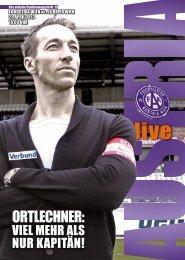 ORTLECHNER: - FK Austria Wien
