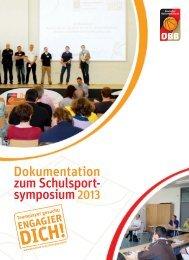symposium - Deutscher Basketball Bund