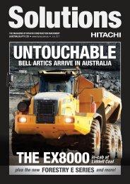 July 2011 - Hitachi Construction Machinery
