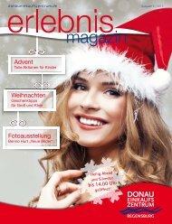 Fotoausstellung Weihnachten Advent - Donau-Einkaufszentrum
