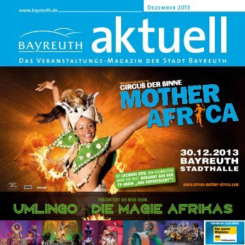 Dezember 2013 - Stadt Bayreuth