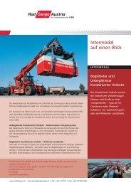 Rca intermodal Blick v2 rca cargo ... - Rail Cargo Austria