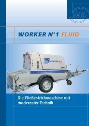 WORKER N°1 FLUID - BMS Bau-Maschinen-Service AG