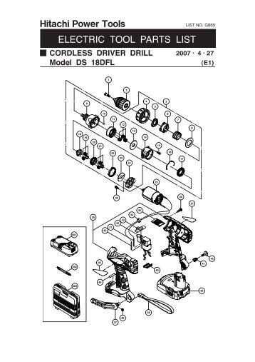 ac wiring schematics power drill power tool schematics #8