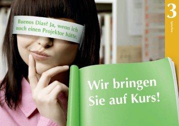 Sprachen - WIFI Vorarlberg