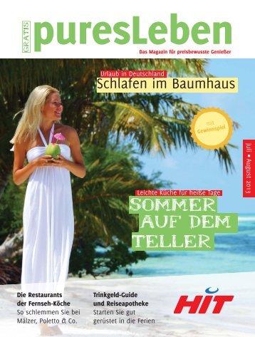 Sommer Teller AUF dEM - Hit