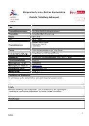"""Informationsveranstaltung """"Golf in der Schule"""" - Golfverband Berlin ..."""