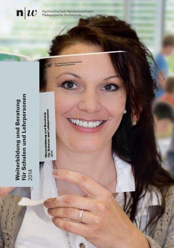 Kursprogramm 2014 - Fachhochschule Nordwestschweiz