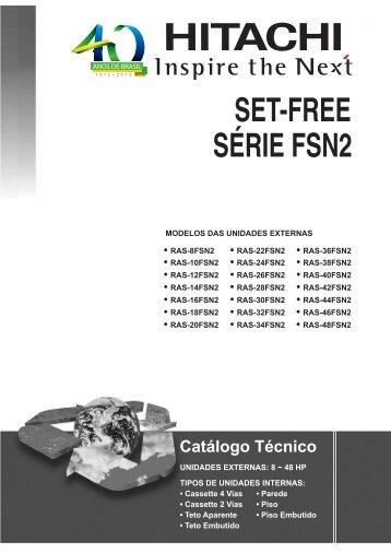 ihct1-setar011 - Hitachi Ar Condicionado do Brasil
