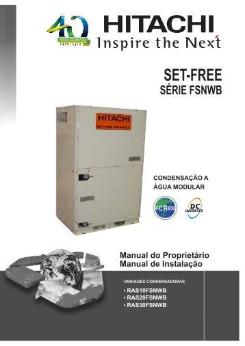 ihmis-setag001 - Hitachi Ar Condicionado do Brasil