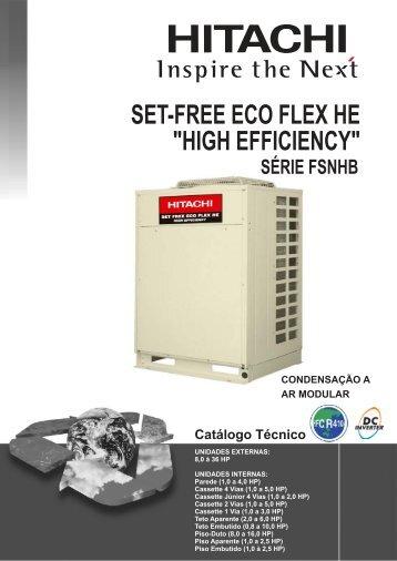 ihcat-setar014 - Hitachi Ar Condicionado do Brasil