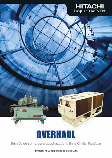 OVERHAUL - Hitachi