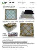 bt set 084 t filtro de ar g4 - Hitachi - Page 2