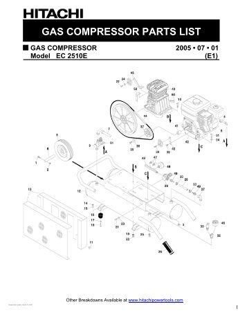 Process Flow Diagrams as well Air  pressor Parts 919167600 919167700 P 52741 besides Hvac Potential Relay Wiring Diagram furthermore Wiring Diagram For The Ryobi Table Saw further Other Automatic Controlsfan Center. on scroll compressor wiring diagram