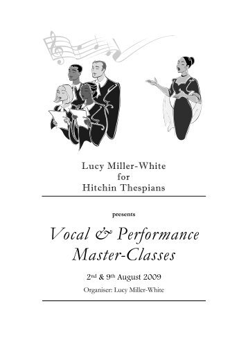 Brochure Aug09 (Read-Only) - Hitchin Thespians