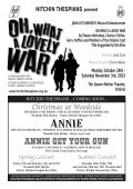 programme - Hitchin Thespians - Page 2