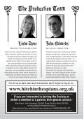 to see the programme - Hitchin Thespians - Page 5