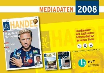 Mediadaten - hitec ELEKTROFACH