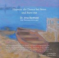 Hypnose als Chance bei Stress und Burn-out - Institut