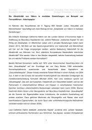 """Ines Iwen AIM Gender """"Sexualität, Liebe, Männlichkeiten"""" Humboldt ..."""