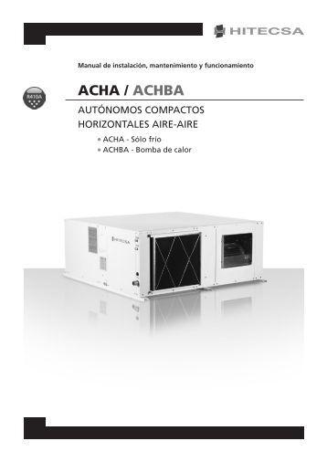 ACHA / ACHBA - Hitecsa