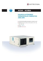 ACHA - ACHBA - Hitecsa