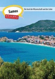 Samos (Patmos & Ikaria) - HITREISE